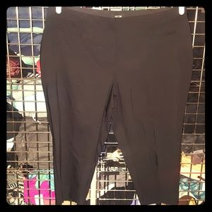 Apartment 9 Capri trousers nwot size 22 w